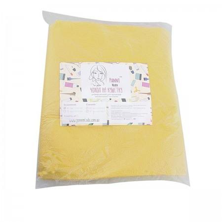 Чехол на кушетку Doily Panni Mlada шоколадный 0,8*2,1 м 45 г/м2 стандарт (Желтый)