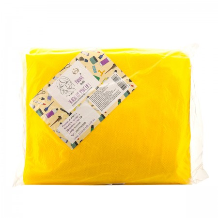 Чехол Doily Panni Mlada на кушетку желтый 0,8*2,1 м 70 г/м2 luxury