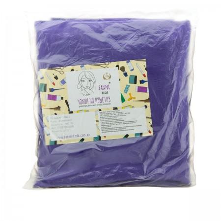 Чехол Doily Panni Mlada на кушетку фиолетовый 0,8*2,1 м 70 г/м2 luxury