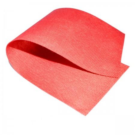 Стрипсы для депиляции Doily Panni Mlada из спанбонда красный 7*22 см 100 шт