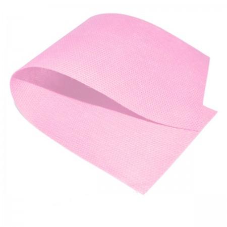 Стрипсы для депиляции Doily Panni Mlada из спанбонда розовый 7*22 см 100 шт