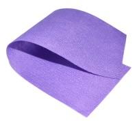 Стрипсы для депиляции Doily Panni Mlada из спанбонда фиолетовые 7*22 см 100 шт