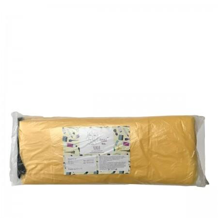 Чехол для ванночки педикюрной Doily Panni Mlada 50*70 см с резинкой желтый 100 шт в упаковке