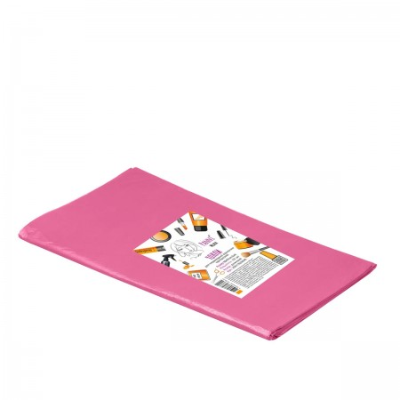 Чехол для ванночки педикюрной Doily Panni Mlada 50*70 см с резинкой розовый 100 шт в упаковке