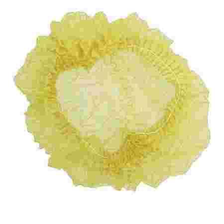 Шапочка Polix на одной резинке 100 шт (Желтая)