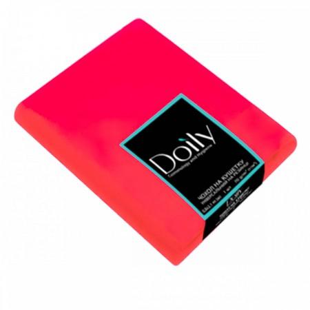 Чехол Doily на кушетку с резинкой 80 гм2 универсальный (1 шт/пач) (Красный)