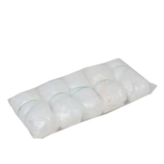 Чехол для ванн маникюрных Doily 35х35 см 25 шт в уп (Прозрачный)