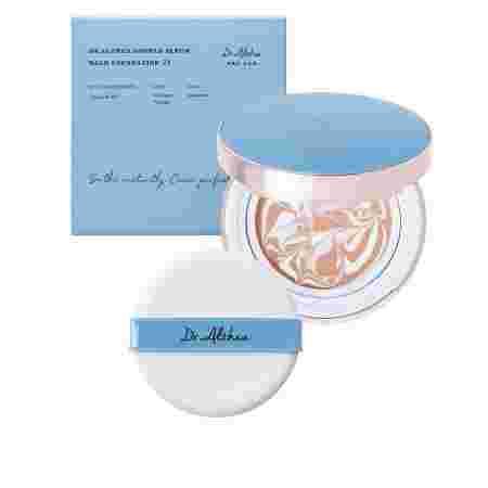 Средство тональное компактное DR. ALTHEA Double Serum Balm Foundation 21