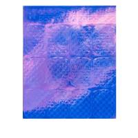 Слайдер DreamNails зеркальная наклейка (22 blue opal)