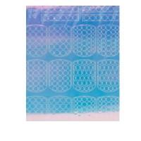 Слайдер DreamNails зеркальная наклейка (21 pink opal)