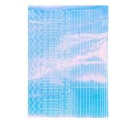 Слайдер DreamNails зеркальная наклейка (20 pink opal)