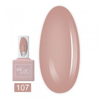 Гель-лак E.MiLac 6мл (107 Nude Style)