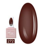Гель-лак E.MiLac 6 мл  (272 Коробка шоколадных конфет)