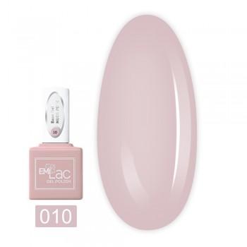 Гель-лак EMiLac Base Gel камуфлирующий 6 мл  (10 Нюдово-розовый)