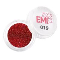 Пыль голографическая E.MI 5 г (019)