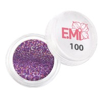Пыль голографическая E.MI 5 г (100)