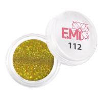 Пыль голографическая E.MI 5 г (112)