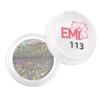 Пыль голографическая E.MI 5 г (113)
