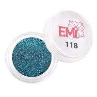 Пыль голографическая E.MI 5 г (118)