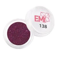 Пыль голографическая E.MI 5 г (138)