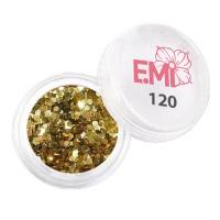 Конфетти среднего размера Emi (120)
