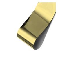 Фольга переводная Emi (белое золото)
