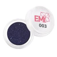 Пыль однотонная Металлик Emi (003)