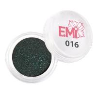 Пыль однотонная Металлик Emi (016)