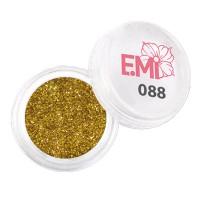 Пыль однотонная Металлик Emi (088)