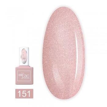 Гель-лак E.MiLac 9 мл (151 Обручальное кольцо)