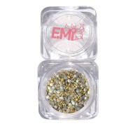 Клепки для ногтей Emi (золото)