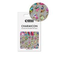 Наклейки для ногтей E.MI Charmicon 3D Silicone Stickers (166 Аура)