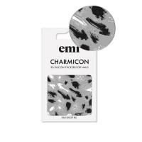 Наклейки для ногтей E.MI Charmicon 3D Silicone Stickers (169 Эскиз)