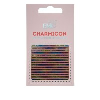 Наклейки для ногтей Charmicon 3D Silicone Stickers (Слова №103)