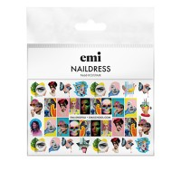 Слайдер-дизайн E.MI NailDress (68 Коллаж)