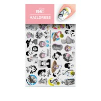 Слайдер-дизайн E.MI NailDress (54 Давид)