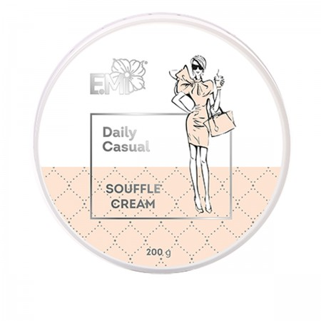 Крем-суфле для рук и тела E.MI Daily Casual, 200 мл