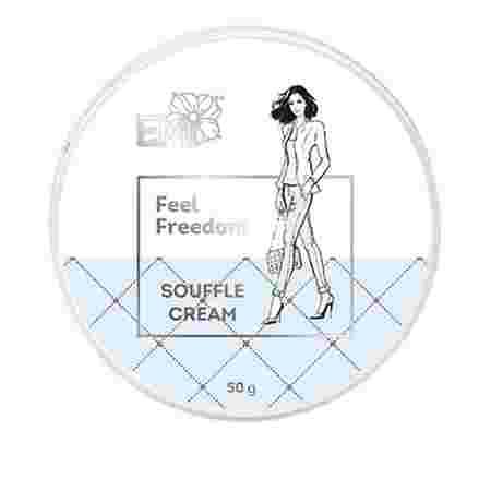 Крем-суфле для рук и тела E.MI Feel Freedom, 50 мл