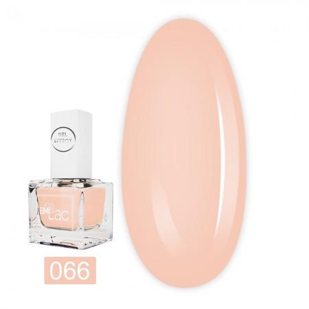Лак E.MiLac Gel Effect 9 мл (066 Персиковый цвет)