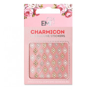 Наклейки для ногтей E.Mi Charmicon Chic 5D Silicone Stickers (05)