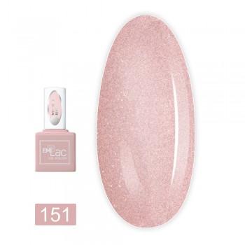 Гель-лак E MiLac 6 мл (151 Обручальное кольцо)