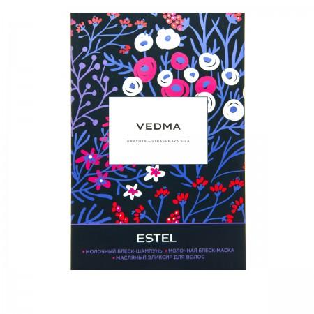 Набор Estel Professional Vedma Hair Set (шампунь 250 мл маска 200 мл масло-эликсир 50 мл)