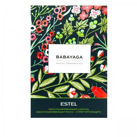Набор Estel Professional Babayaga (шампунь 250 мл маска 200 мл спрей 200 мл)