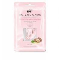 "Маска-лосьон ""перчатки"" для рук E.MI Collagen Gloves 1 пара"