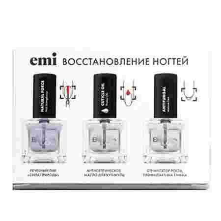 Набор для восстановления ногтей E.MI 9 мл