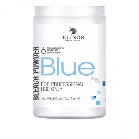 Порошок ELINOR Bleach Blue Powder 500 г