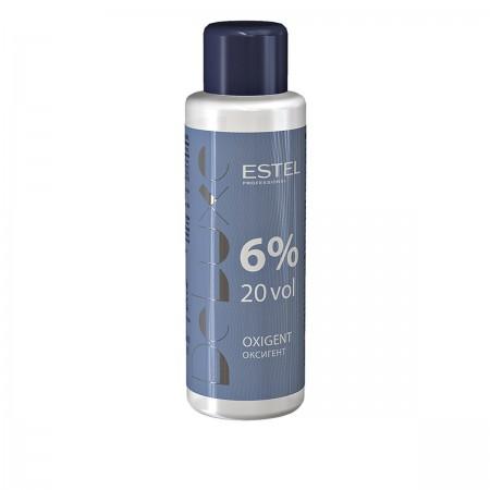 Окислитель Estel 6 % DE LUXE 60 мл
