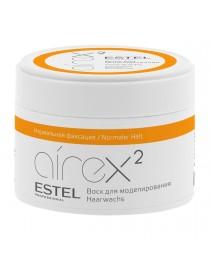 Воск для моделирования волос нормальной фиксации Estel AIREX, 75 мл