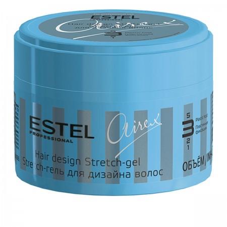 Stretch-гель для дизайна волос Estel AIREX, 65 мл