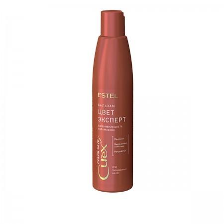 Бальзам Estel CUREX Color Save для окрашенных волос, 250 мл